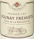 Bouchard Père et Fils Volnay Premier Cru Frémiets Clos de la Rougeotte - label
