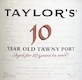 Taylor's Porto  20 Year Old Tawny Port - label
