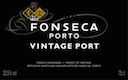 Fonseca Porto  Vintage Port - label