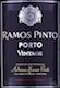 Ramos Pinto Porto  Vintage Port - label