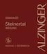 Leo Alzinger Loibner Steinertal Riesling Smaragd - label