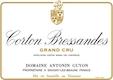 Domaine Antonin Guyon Corton Grand Cru Bressandes - label