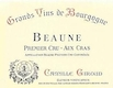 Camille Giroud Beaune Premier Cru Aux Cras - label