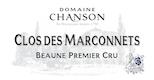 Chanson Père et Fils Beaune Premier Cru Clos des Marconnets - label