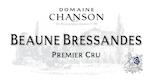 Chanson Père et Fils Beaune Premier Cru Bressandes - label