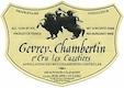 Domaine Philippe Leclerc Gevrey-Chambertin Premier Cru Les Cazetiers - label