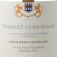 Domaine Thibault Liger-Belair Nuits-Saint-Georges Premier Cru Les Saint-Georges - label