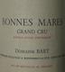 Domaine Bart Bonnes-Mares Grand Cru Bonnes Mares - label