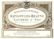 Seguin-Manuel Savigny-lès-Beaune Premier Cru Les Lavières - label