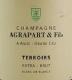 Agrapart et Fils Terroirs Extra-Brut Blanc de Blancs Grand Cru - label