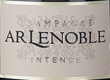 A. R. Lenoble Cuvée Intense - label