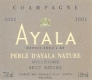 Ayala Perle d'Ayala Grand Cru - label
