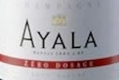 Ayala Brut Nature Zéro Dosage - label