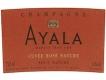Ayala Cuvée Rosé Nature - label