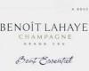 Benoît Lahaye Essentiel Grand Cru - label
