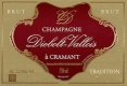 Diebolt-Vallois Tradition - label