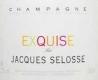 Jacques Selosse Cuvée Exquise Sec - label