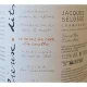 Jacques Selosse Blanc de Blancs Les Carelles Grand Cru - label