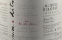 Jacques Selosse Blanc de Noirs La Côte Faron Grand Cru - label