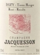 Jacquesson Dizy Terres Rouges Rosé - label