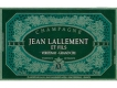 Jean Lallement Brut Grand Cru - label