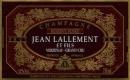 Jean Lallement Réserve Rosé Brut Grand Cru - label
