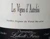 Laherte Les Vignes d'Autrefois Extra Brut - label