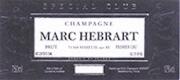 Marc Hébrart Spécial Club Millésimé Premier Cru - label