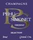 Pehu-Simonet Brut Grand Cru - label