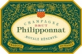 Philipponnat Royale Réserve Brut - label