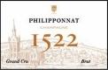 Philipponnat 1522 Brut Grand Cru - label