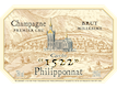 Philipponnat 1522 Brut Grand Cru - label