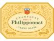 Philipponnat Grand Blanc - label