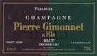 Pierre Gimonnet et Fils Paradoxe Brut Premier Cru - label