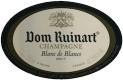 Ruinart Dom Ruinart Blanc de Blancs - label