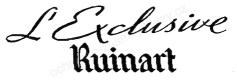 Ruinart L'Exclusive de Ruinart - label