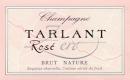 Tarlant Rosé Zéro Brut Nature - label
