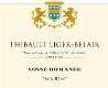 Domaine Thibault Liger-Belair Vosne-Romanée Aux Réas - label
