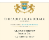 Domaine Thibault Liger-Belair Aloxe-Corton Premier Cru La Toppe au Vert - label