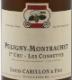 Domaine François Carillon (ex Louis Carillon) Puligny-Montrachet Premier Cru Les Combettes - label