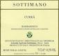 Sottimano Barbaresco Curra - label