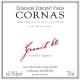 Vincent Paris Cornas Granit 60 Vieilles Vignes - label