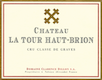 Château La Mission Haut-Brion Château La Tour Haut-Brion (merged into La Chapelle de La Mission Haut-Brion since 2006) - label
