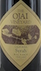 The Ojai Vineyard Roll Ranch Syrah - label