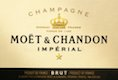 Moët & Chandon Brut Impérial - label