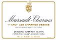 Domaine Antonin Guyon Meursault Premier Cru Charmes Les Charmes Dessus - label