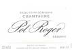 Pol Roger Brut Réserve - label