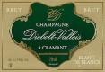 Diebolt-Vallois Vintage Blanc de Blancs - label
