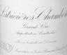 Domaine Leroy Latricières-Chambertin Grand Cru  - label