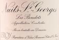 Domaine Leroy Nuits-Saint-Georges Premier Cru Les Boudots - label